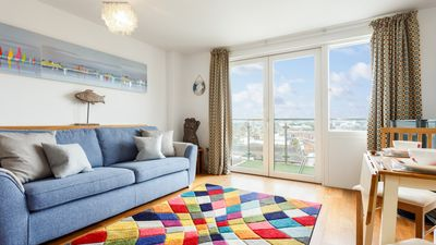 Photo for 1BR Apartment Vacation Rental in Poole
