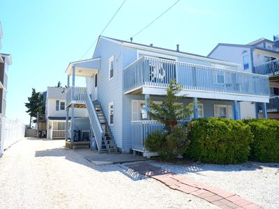 Photo for SHORT WALK TO BEACH - Enjoy a great vacation in this 2nd floor condo in Townsend Inlet section