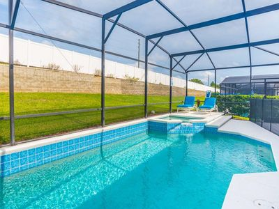 Photo for How to Rent Your Own Private Luxury Holiday Villa on Windsor Palms Resort, minutes from Disney, Orlando Villa 1032