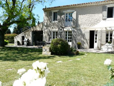 Photo for LS1-106 Autentico, in the countryside of Saint Rémy de Provence in the Alpilles