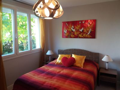 Photo for Cozy apartment between the sea and the creeks