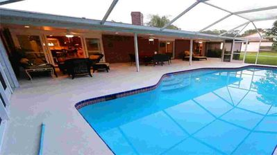 Photo for Heated Pool 4 Bed 3 Ba Home Near Siesta Key Beaches