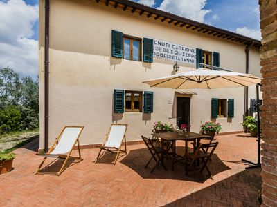 Photo for Cozy house in Chianti 5 - free parking