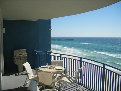 Photo for Updated 7th Floor Beach Retreat with Beach Chair Service and Two Master Suites