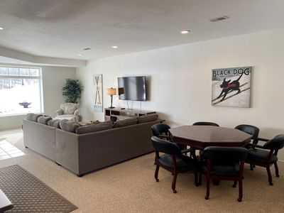 Photo for Ski In/Out Golf Chalet! Fully Remodeled Condo at Shanty Creek Cedar River