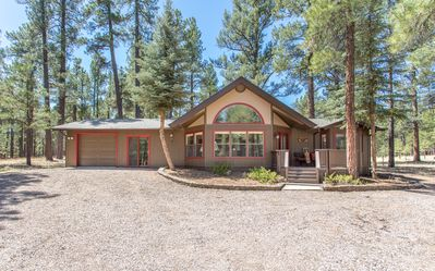 Photo for The cottage on Spirit Hollow. this beautiful super quiet Cottage sits on 5 acres