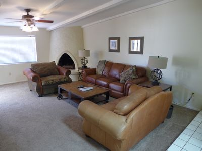 Photo for Spacious Townhome near Old Town and Golf
