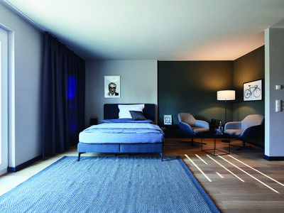 Photo for Smart with Terrace - Design Serviced Apartment in Wolfsburg