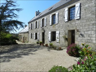 Photo for 2BR Guest House Vacation Rental in Primelin, Bretagne