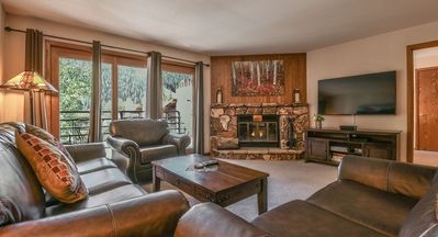 Photo for 2 bedroom condo located within a short walk to the Mountain House base area at Keystone Resort