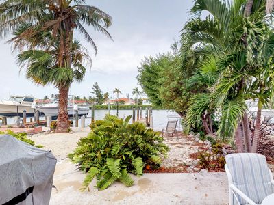 Photo for Waterfront house w/ dock, shared pool/hot tub & amazing water view