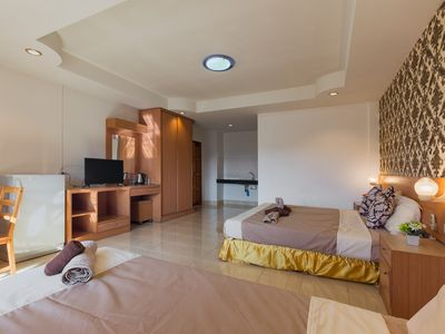 Photo for 5 Bedrooms with Balcony in Boutique Hotel in Nanai Road Patong City