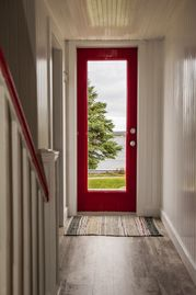 Ida May's: a 100 year old ocean front salt box home with modern conveniences