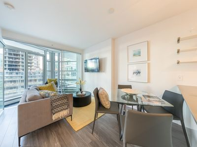 Photo for D70 - Brand New 1 Bedroom Close to Waterfront