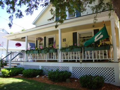 Beautiful home in Downtown Harbor Springs