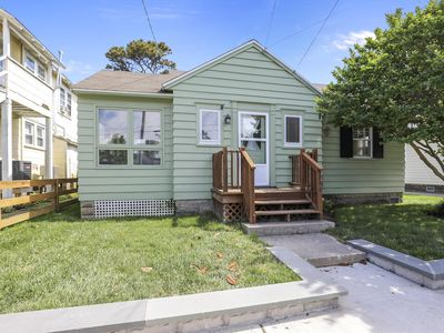Photo for Cute Cottage with Yard in Downtown OCMD - 2.5 Blocks to Boardwalk!