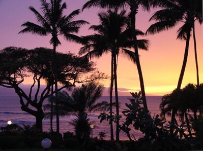Enjoy the Spectacular Tropical Sunsets ~ 'Maui no ka oi' ~ 'Maui is the Best'