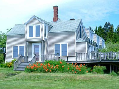 Photo for Harbor View Cottage Maine, 150+ years old