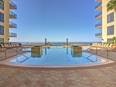 Photo for Stunning Panama City Beach Condo w/Gulf Views!
