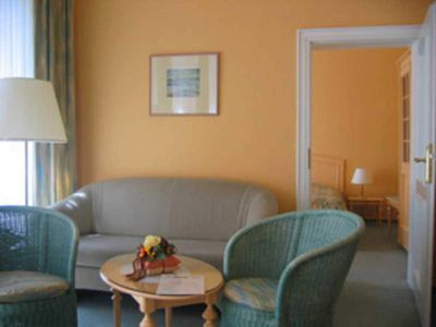 "Photo for Two-room suite - Hotel ""Auguste Victoria"""