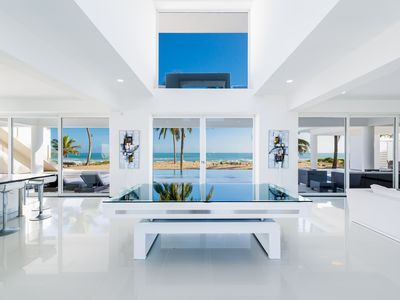Photo for Ultra Modern Beachfront Villa