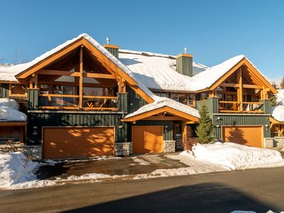 Photo for Montebello - Luxury 4 Bedroom, 3 Bathroom, Sleeps 10, Whistler Village North
