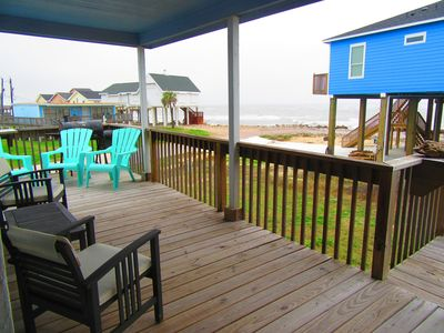 Photo for UNOBSTRUCTED OCEAN VIEWS 2nd ROW BEACH HOME!!