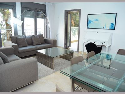 Amazing 3Bdm Apt w/ balcony, Harav Kook7, city center