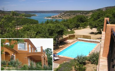 Photo for 3BR House Vacation Rental in Bauduen, LE HAUT VAR VERDON