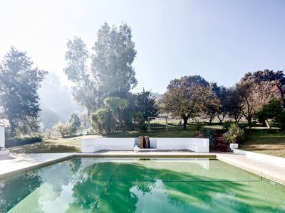 Photo for Restored Luxury Andalusian Farmhouse Bed & Breakfast