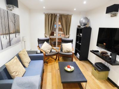 Photo for Super 2 bedroom flat in Angel