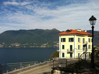 Photo for Apartment in Brezzo Di Bedero, Lombardy, Italy