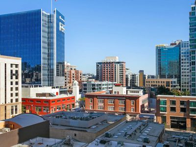 Photo for Bright Condo Overlooking the Gaslamp
