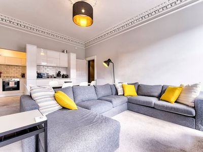 Photo for Lothian Road 4 Bed Sleeps 7 - Great City location!