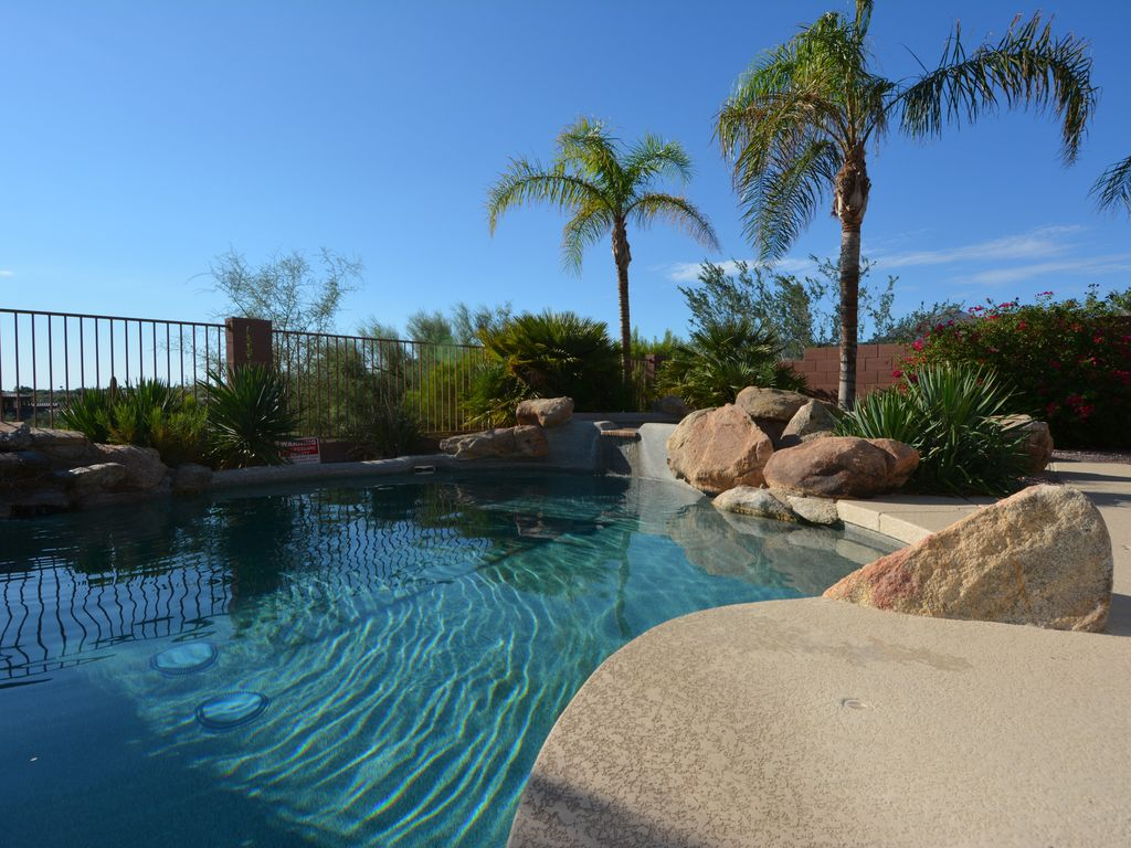 desert retreat 4br 3ba heated pool u0026 spa vrbo