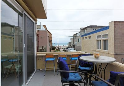 2 nd Floor Deck with Ocean and Sand Views