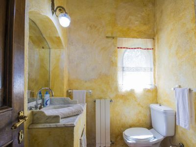 Photo for Vacation home Badia a Passignano in Badia a Passignano - 4 persons, 2 bedrooms