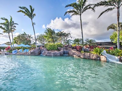 Photo for Kiahuna Resort Premier Condo w/Pool, Walk to Beach