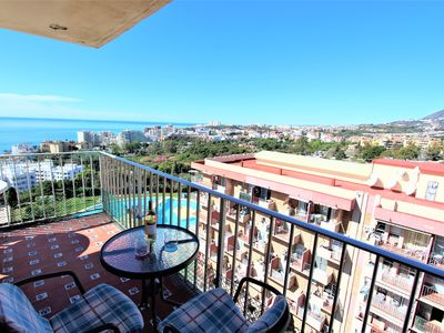 Photo for APARTMENT IN MINERVA WITH SEA VIEWS AND POOLS. 908