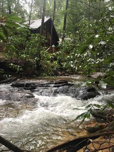 Rushing Creek, Private Haven