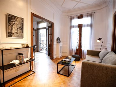 Photo for Exclusive Petit Hotel 1930 Renovated super bright