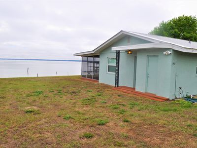 Photo for Lakefront Bungalow on The Beautiful Lake June