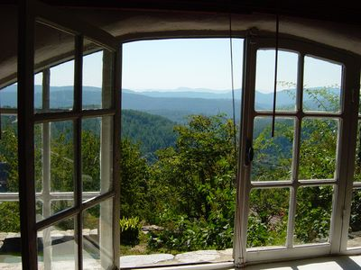 Photo for cottage full nature in a Cevennes farmhouse enjoying a beautiful view