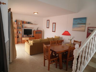 Photo for Spacious house with 3 bedrooms, 2 bathrooms, swimming pool