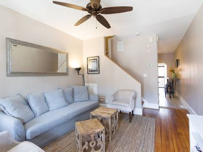 Photo for Charming Capitol Hill Row House with Parking