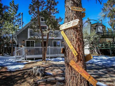 Photo for House 1.4 km from the center of Big Bear with Parking, Internet, Washing machine, Balcony (983698)