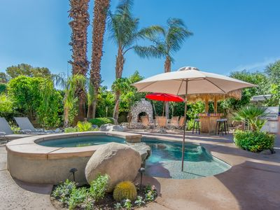 Photo for Charming Rancho Mirage Home with Pool and Hot Tub