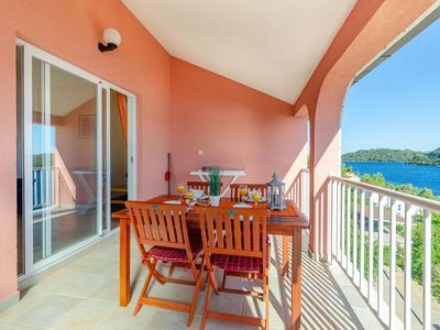 Photo for 1BR Apartment Vacation Rental in Island Korcula, Island Korcula