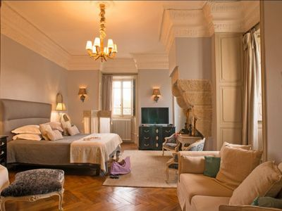 Photo for Château Clément - Louise Room, Junior suite: Refined Ambience