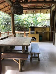 Photo for Cozy beach house in Itamambuca. Sleeps up to 8